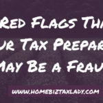How to Increase a Tax Refund with a Home Business